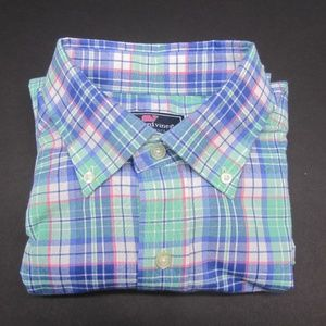 Vineyard Vines Men's M Classic Fit Tucker Checks